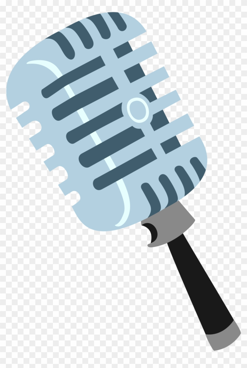 Mic Vector Png 4 Png Image.