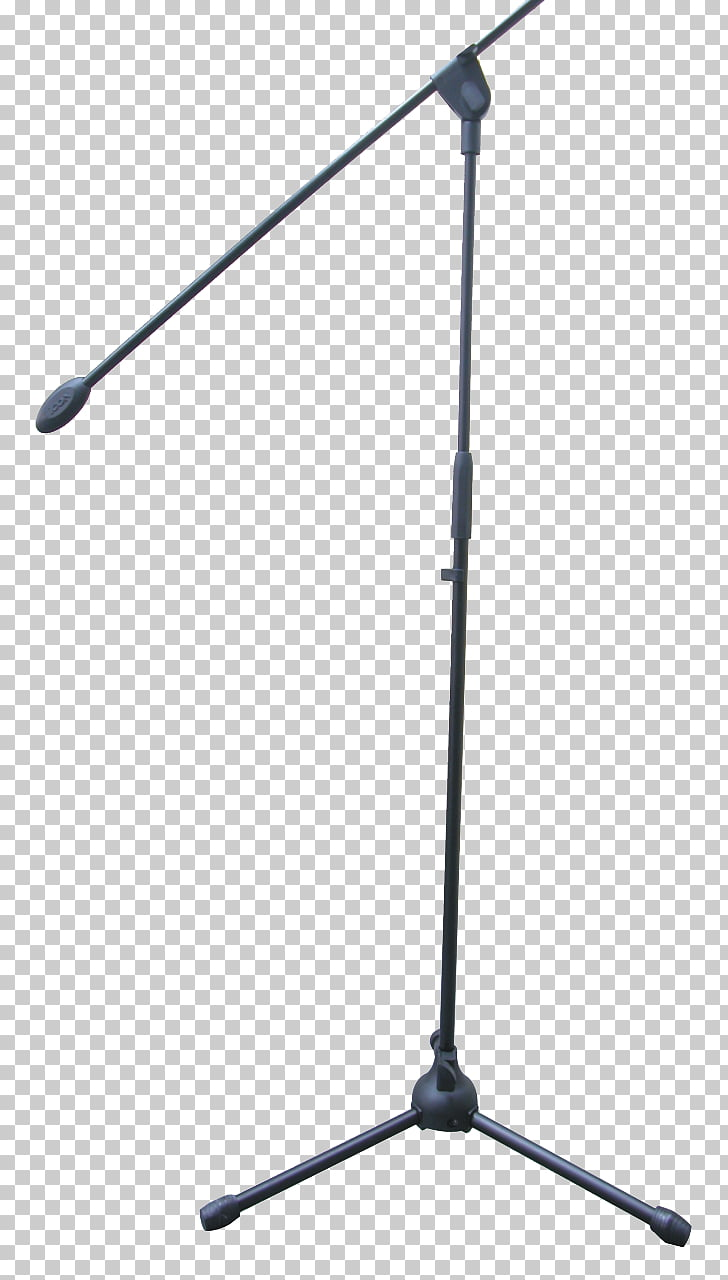 Microphone Stands Tripod , mic PNG clipart.