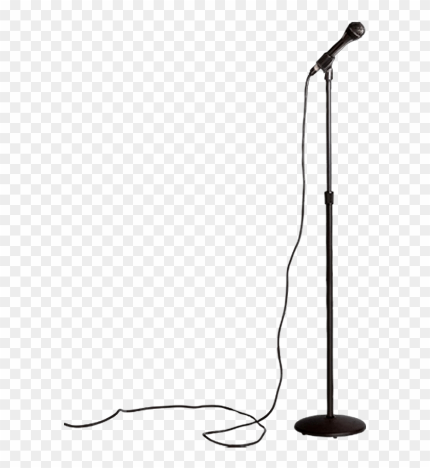 Download Microphone Stand Transparent Background Free.