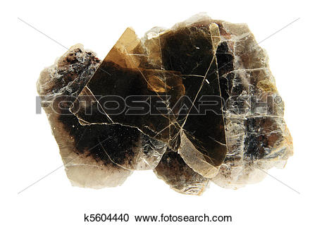 Stock Photography of phlogopite mica k5604440.