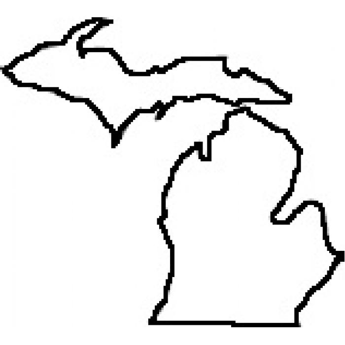 Michigan desktop clipart.