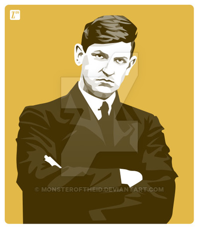 Michael Collins by monsteroftheid on DeviantArt.