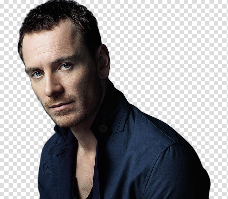 Michael Fassbender transparent background PNG clipart.
