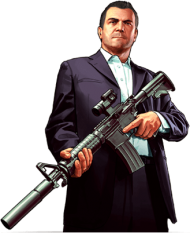 Download michael gta 5 png.