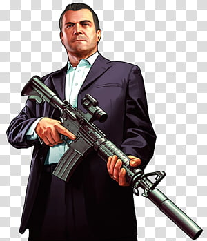 Michael Gta 5 PNG clipart images free download.
