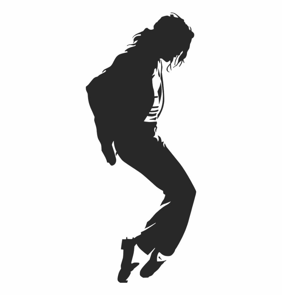 Michael Jackson Style Vector Logo.