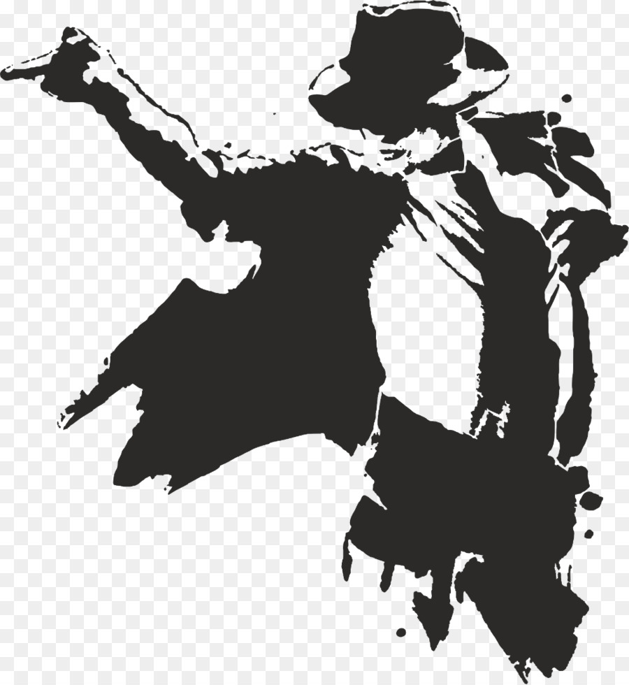Download Free png Moonwalk Silhouette Clip art michael.