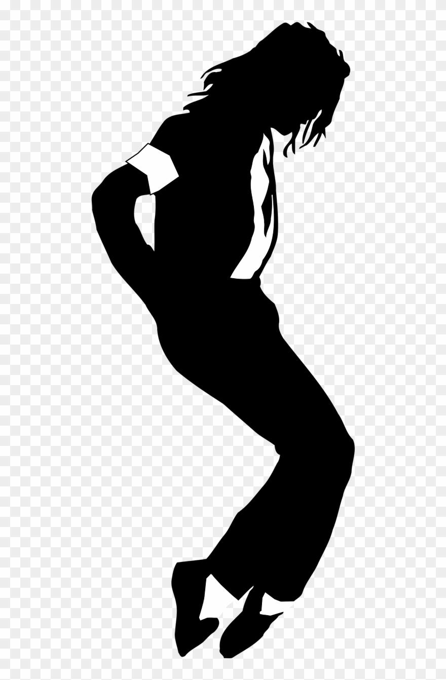 Michael Jackson Silhouette Transparent Png.