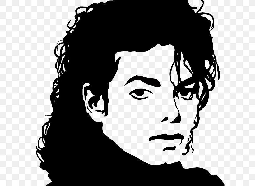 The Best Of Michael Jackson Drawing Idea, PNG, 625x600px.