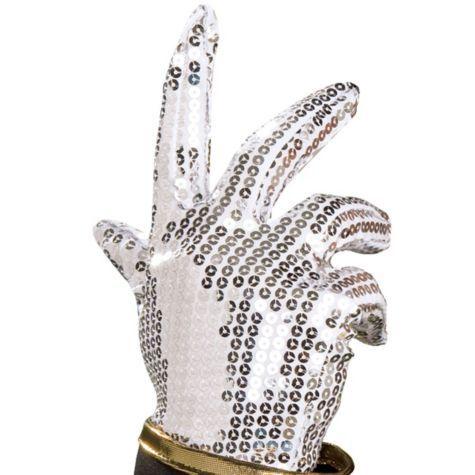 Sequin Michael Jackson Glove.