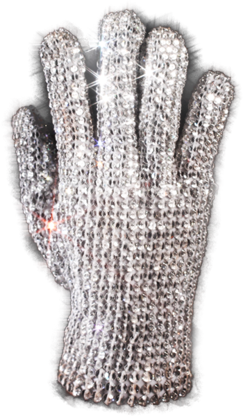 Michael Jackson Glove (PSD).