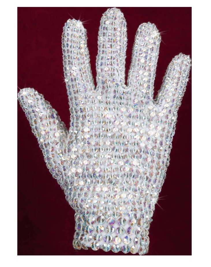 Michael Jackson's Glove.