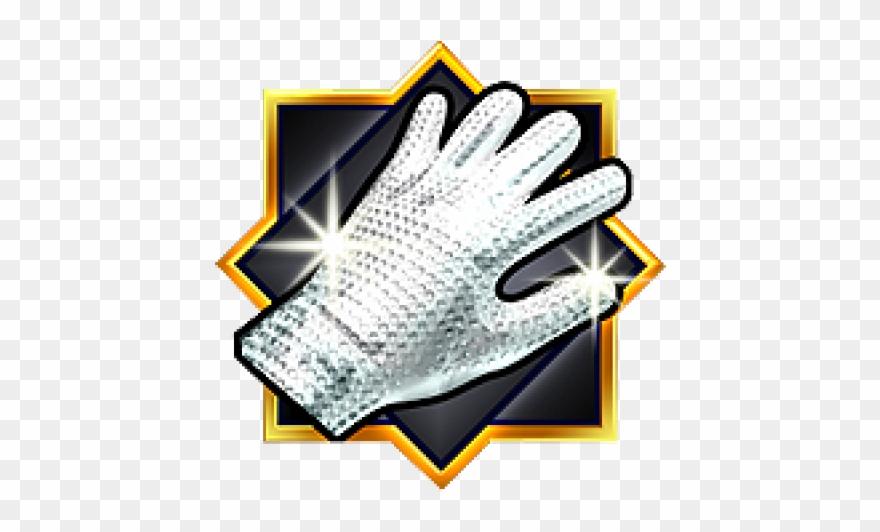 Gloves Clipart Michael Jackson Glove.