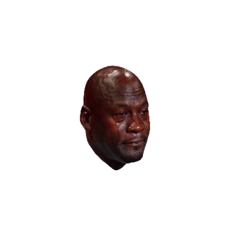 Michael jordan crying png clipart images gallery for free.