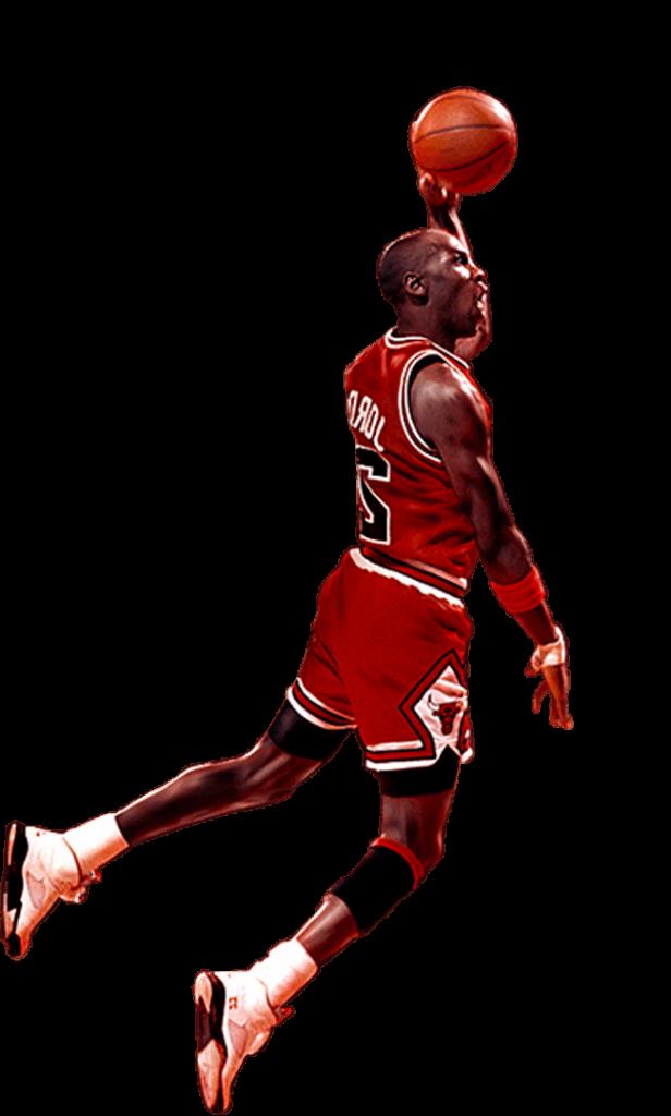 Michael Jordan Logo Dunk Png Vector, Clipart, PSD.