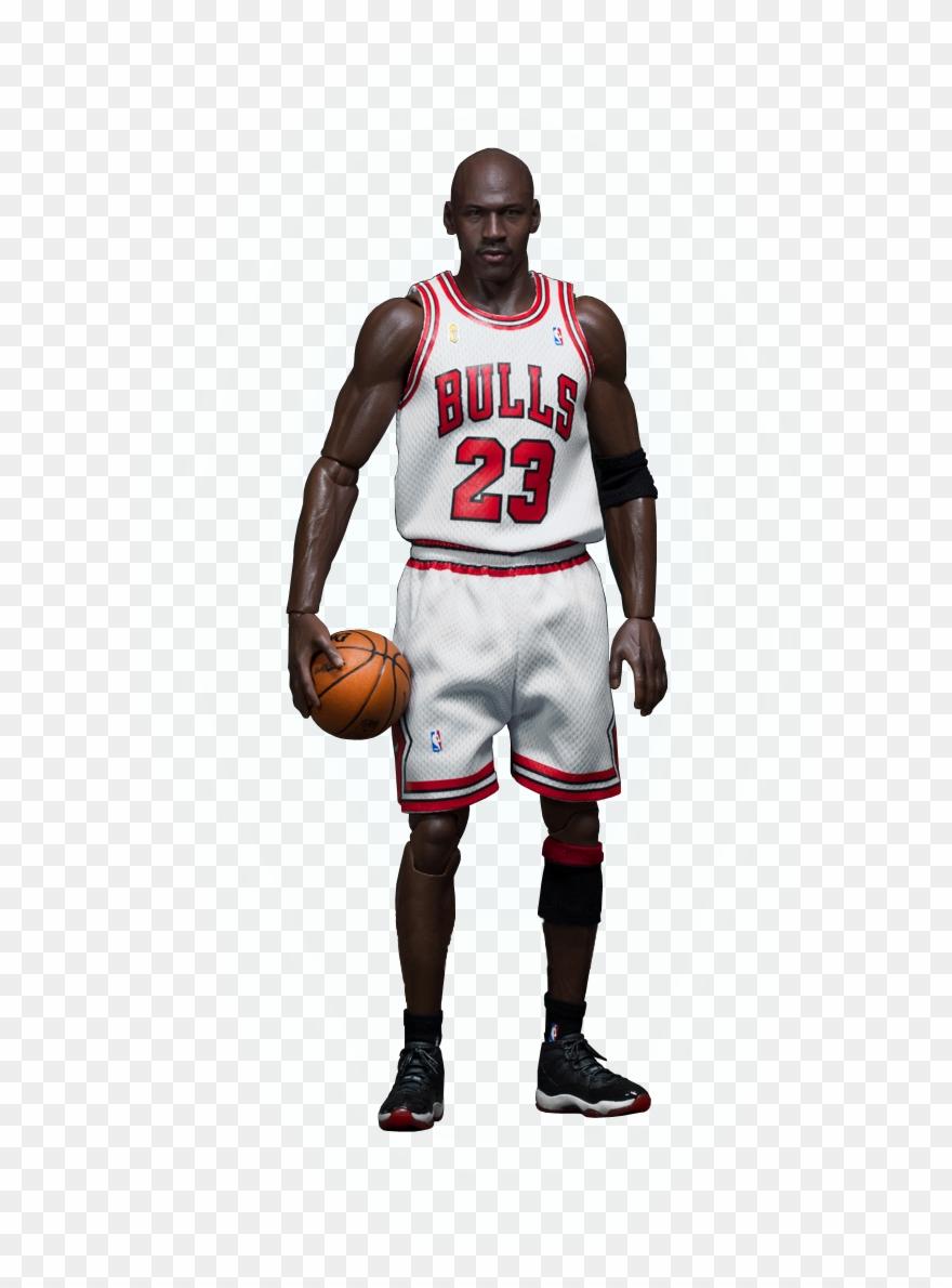 Michael Jordan Cut Out.