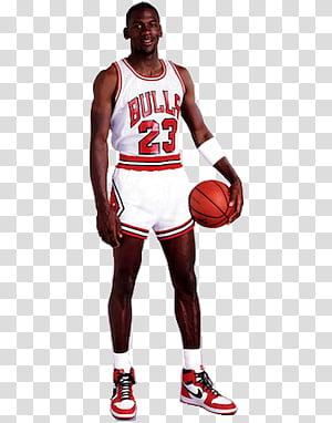 NBA Michael Jordan transparent background PNG clipart.
