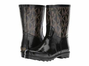 Details about MICHAEL Michael Kors \'Girl\'s Daisy Logo Rain Boot.