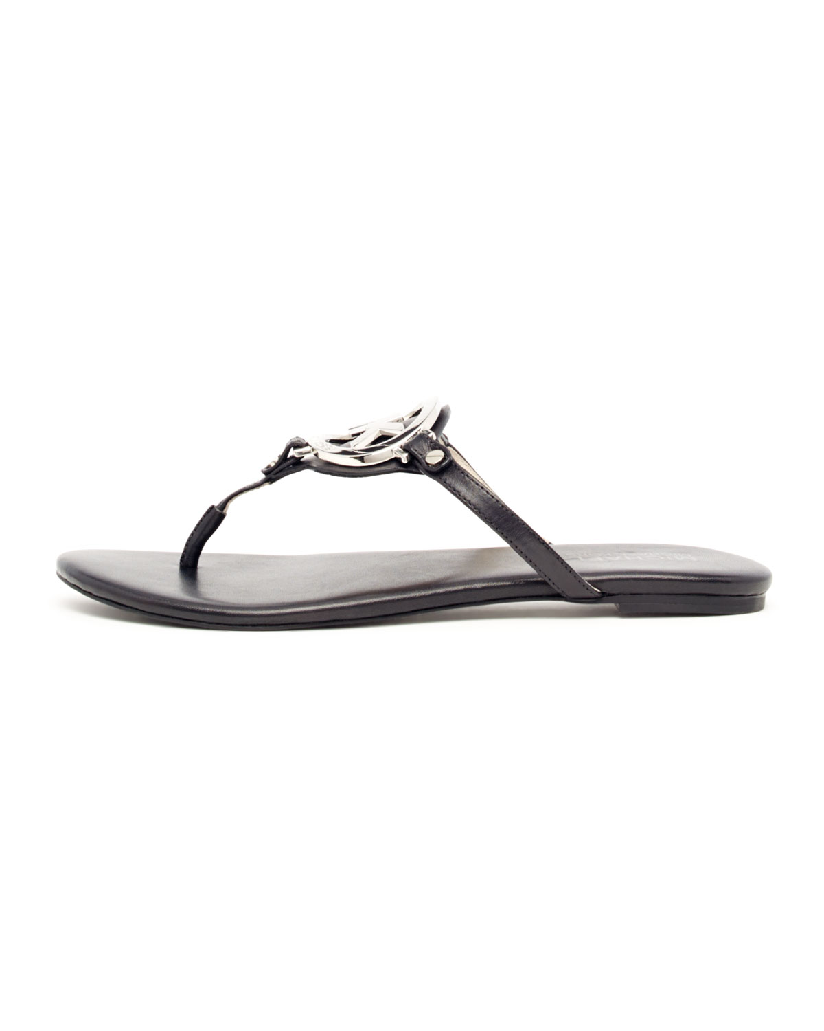 Melodie Logo Thong Sandals.