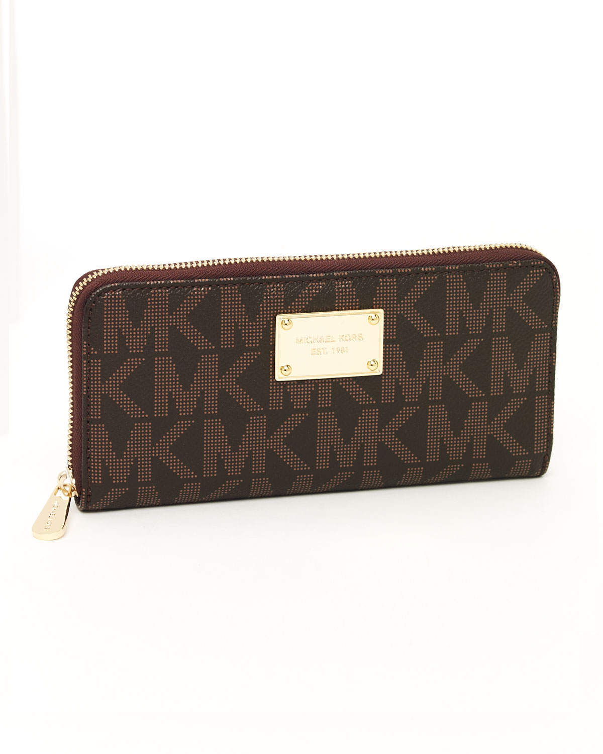 Michael Continental Logo Wallet.