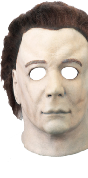 Download Free png Free Michael Myers Mask PSD Vector Graphic.