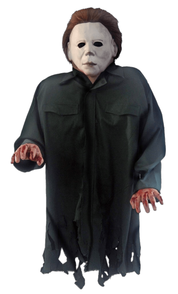 Michael Myers Prop (Halloween Movie) transparent PNG.