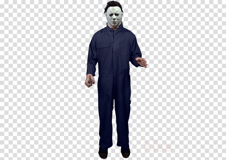 Michael Myers, Halloween, Costume, transparent png image.