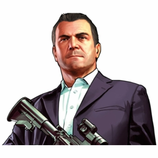 Gta Online Character Png.