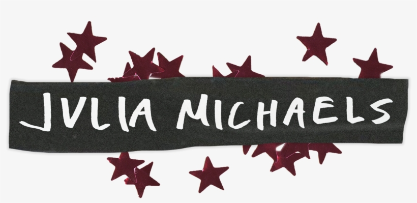Julia Michaels Logo.