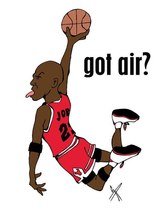 Michael Jordan Clip Art Synkee.