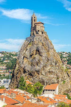 Saint Michel D'Aiguilhe, Le Puy.