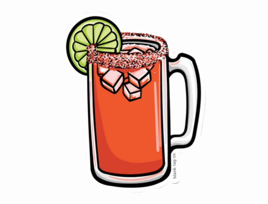 Download Free png sticker #michelada #drinks #beer #cool.