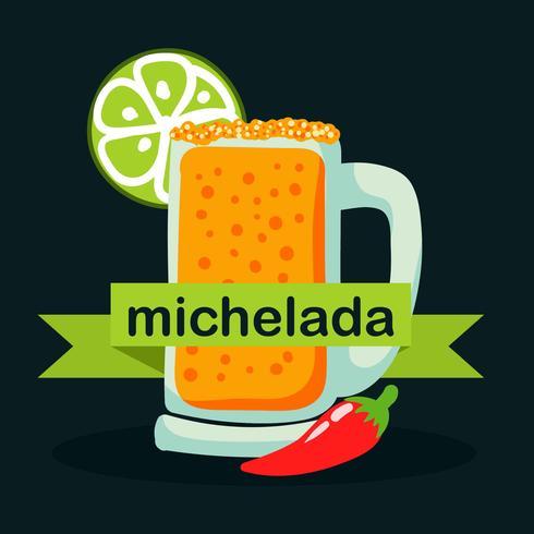 Michelada.