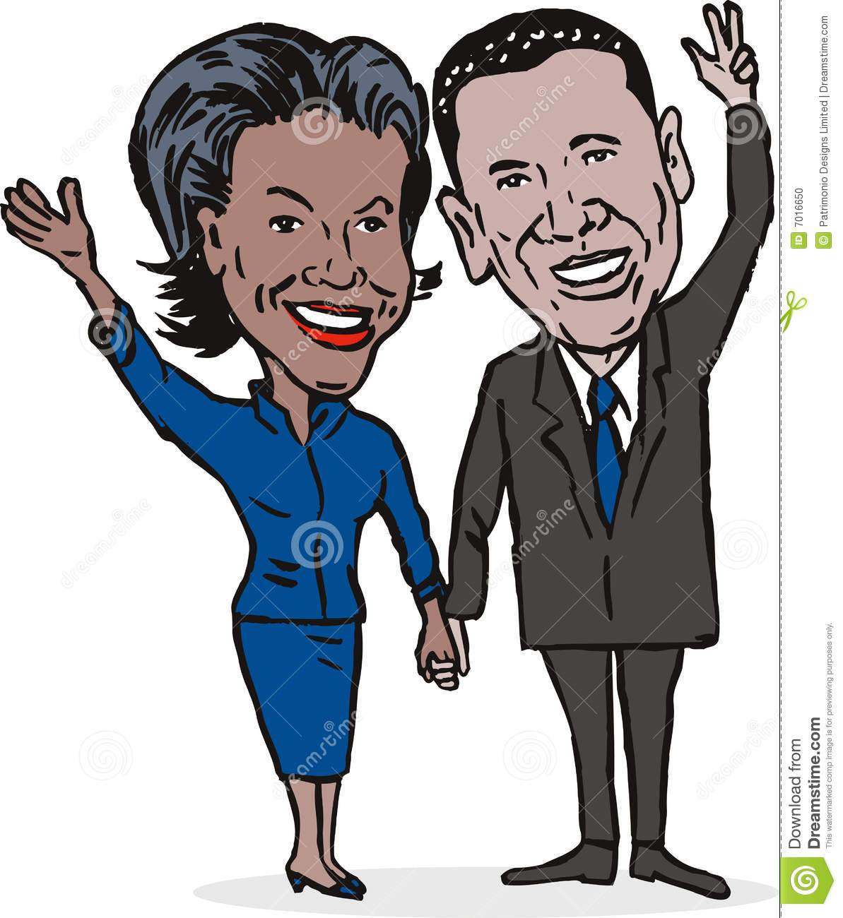 Michelle Obama Clipart.