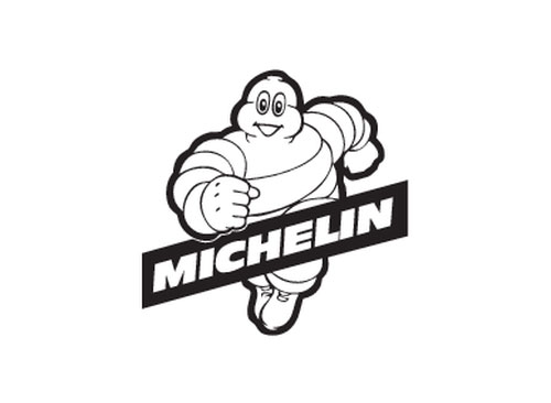 Michelin man clipart.