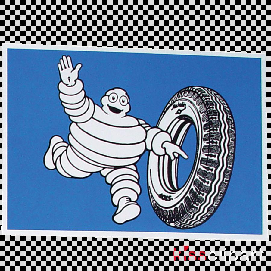 Michelin Logo clipart.