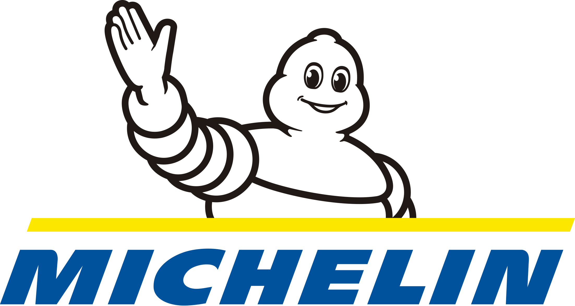 Michelin has renewed its logo.