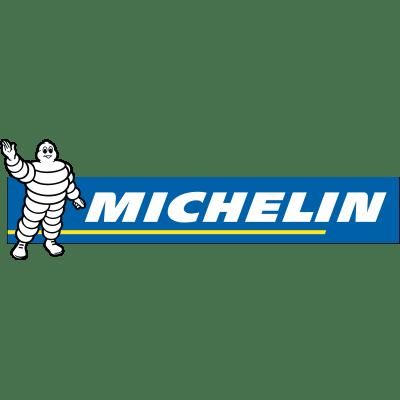 Michelin Brand Logo transparent PNG.