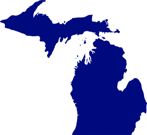 State Of Michigan Clip Art at Clker.com.