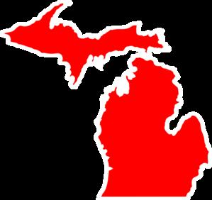 Michigan Clip Art.