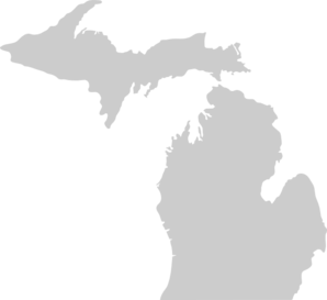 Michigan Clip Art Free.