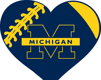 Michigan Wolverines Clipart at GetDrawings.com.