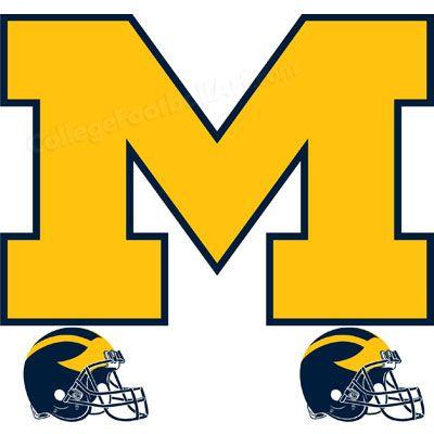 University Of Michigan Clipart.