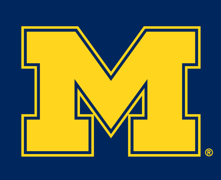Michigan Football Logo Png (+).