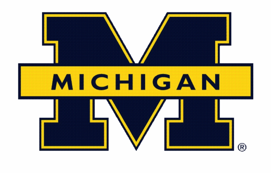 University Of Michigan Png.