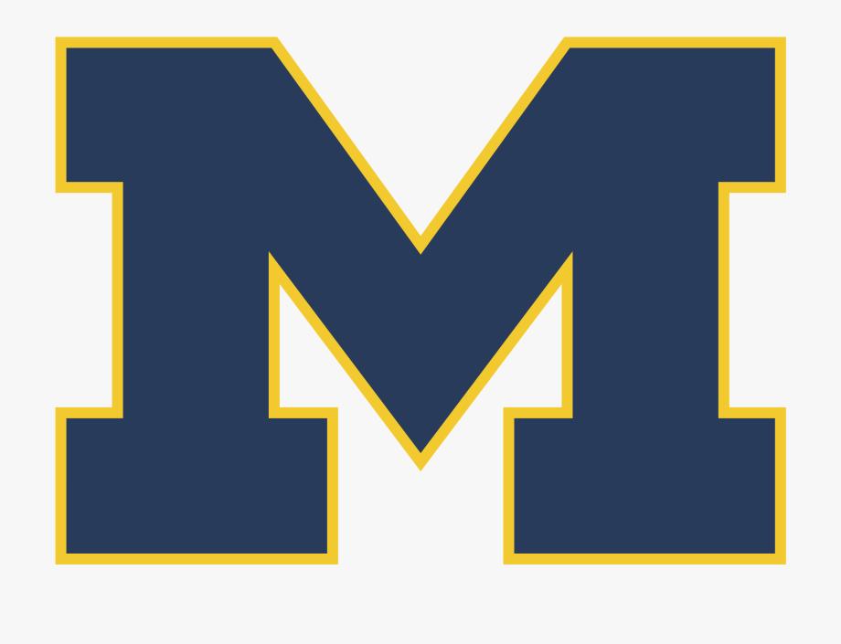 Michigan Wolverines Logo Png Transparent.