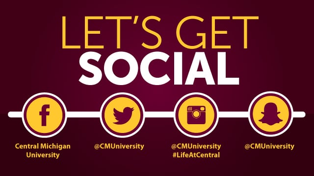 Central Michigan University. Est. 1892..