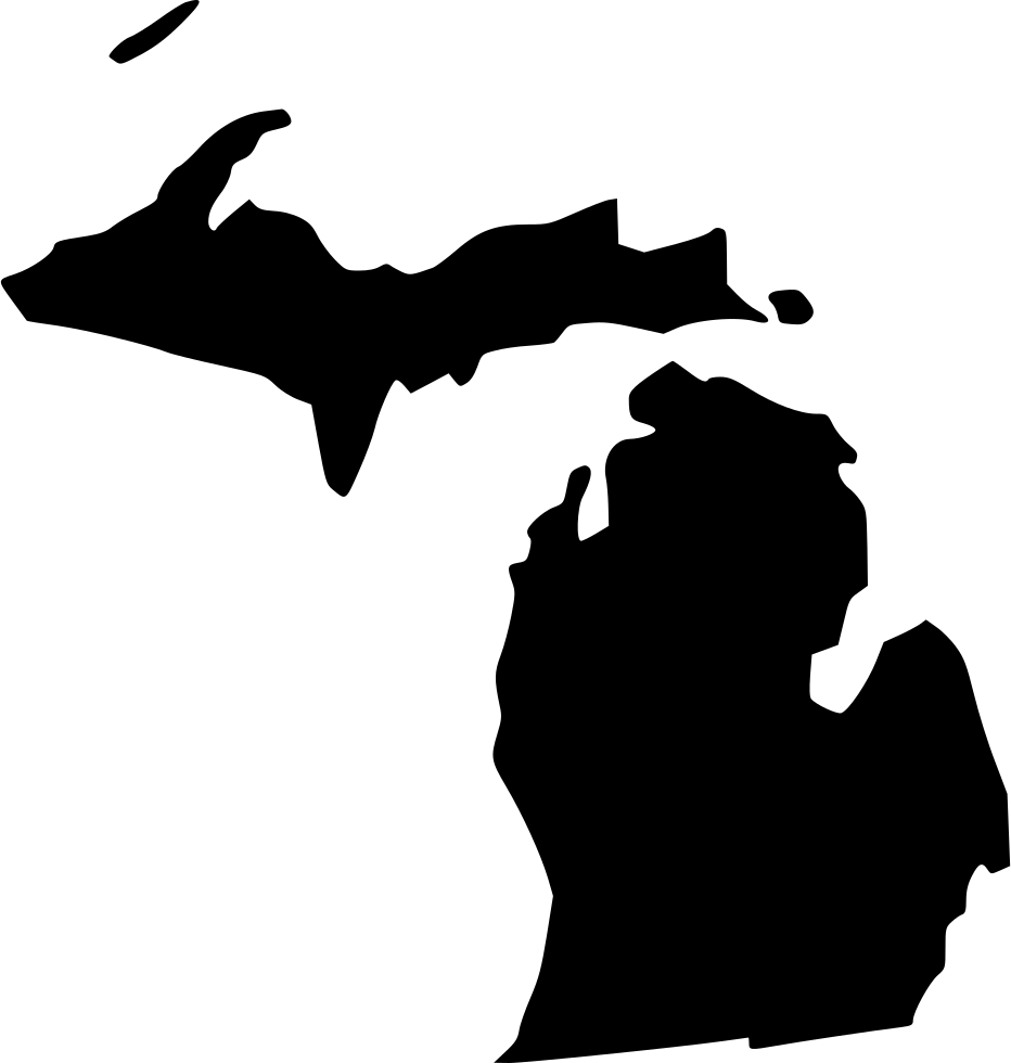 Michigan png clipart images gallery for free download.