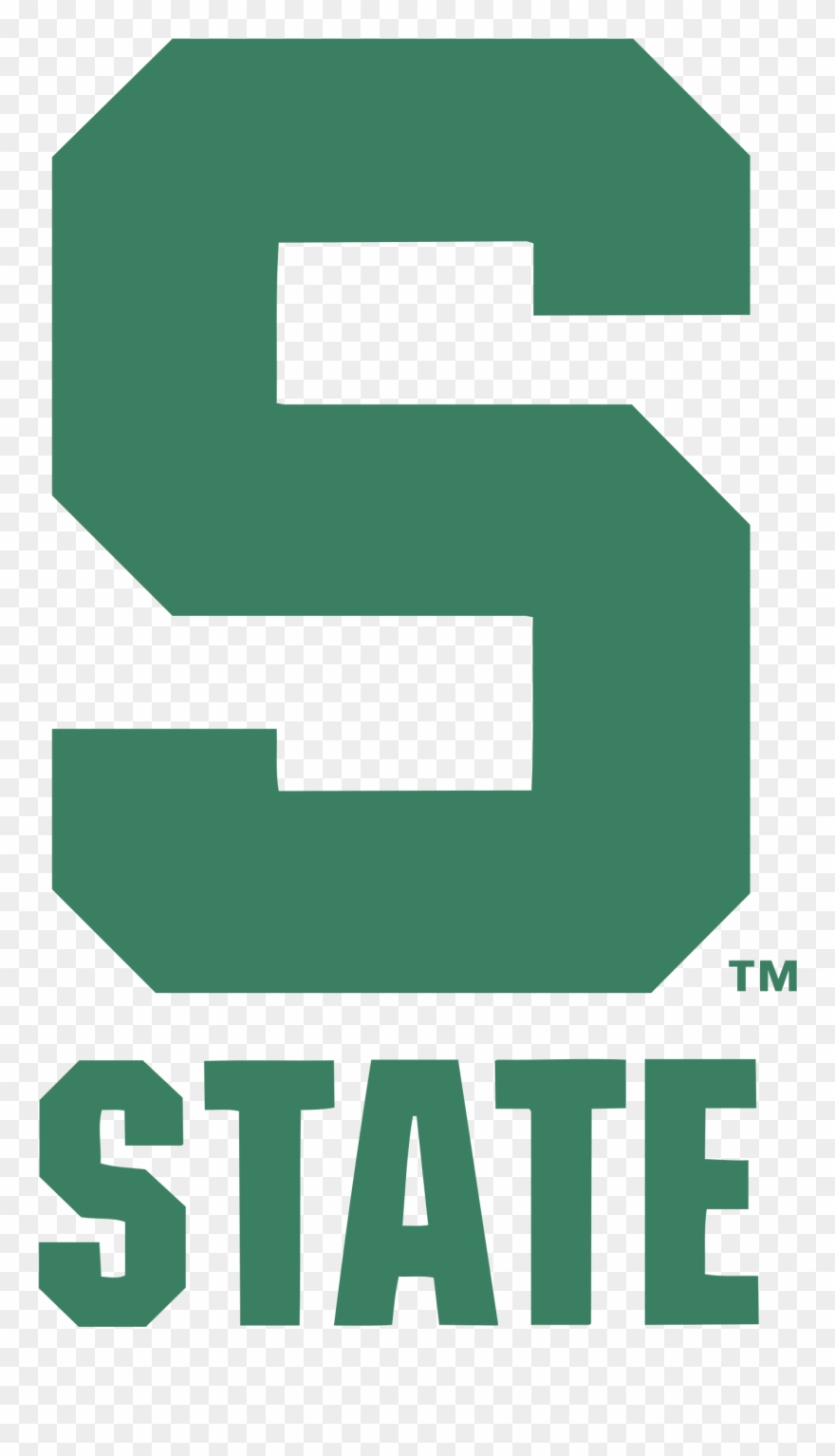 Michigan State Spartans Logo Png Transparent.