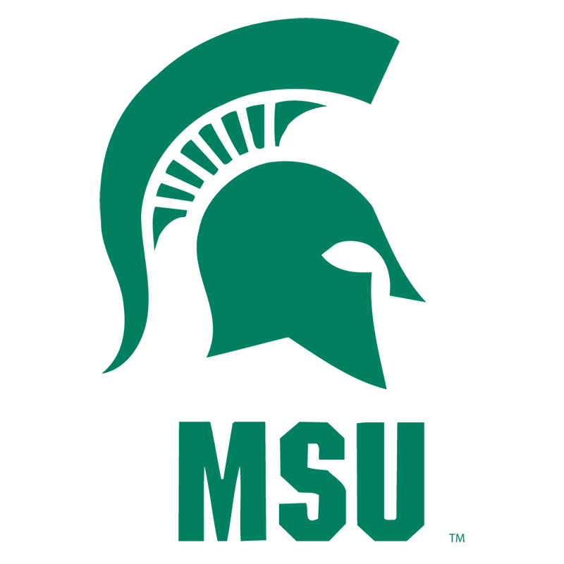 Free Michigan State Logo Transparent, Download Free Clip Art.